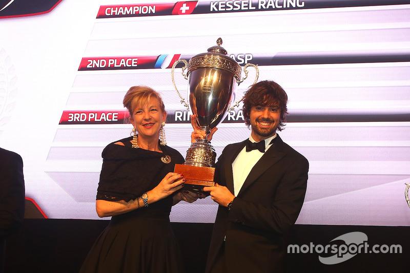 2016 Copa Pro-AM equipos Kessel Racing, campeón