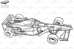 Williams FW18 1996 overview