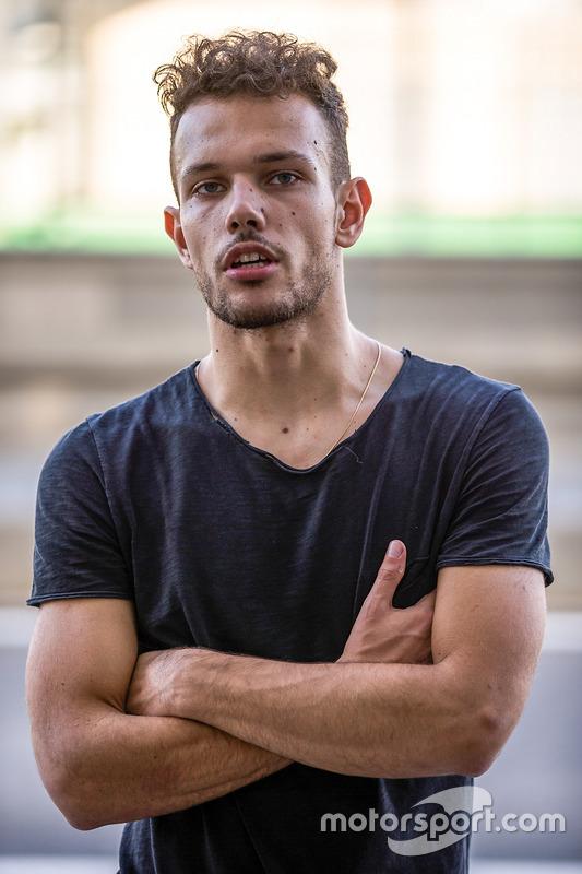 Luca Ghiotto, Arden International