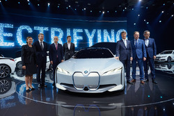 BMW Group persconferentie IAA Cars 2017