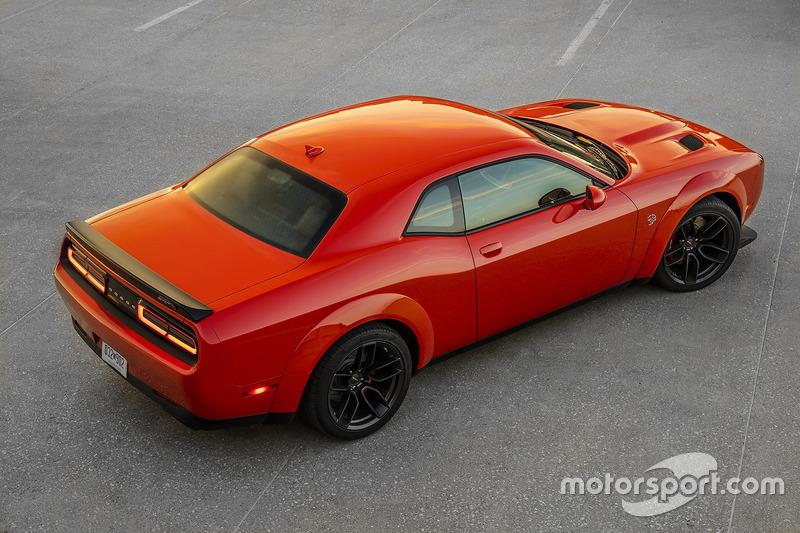Dodge Challenger SRT Demon 2018
