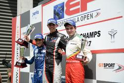 Podium: 1. Harrison Scott, RP Motorsport; 2. Devlin DeFrancesco, Carlin Motorsport; 3. Thiago Vivacqua, Campos Racing