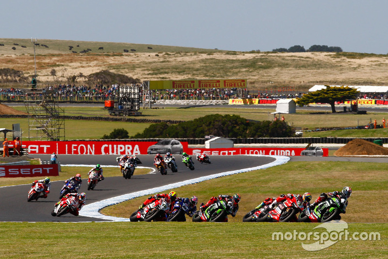 World Superbike Australia 2017