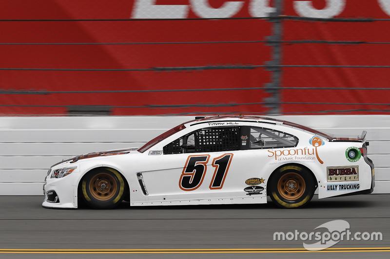 Тимми Хилл, Rick Ware Racing, Chevrolet
