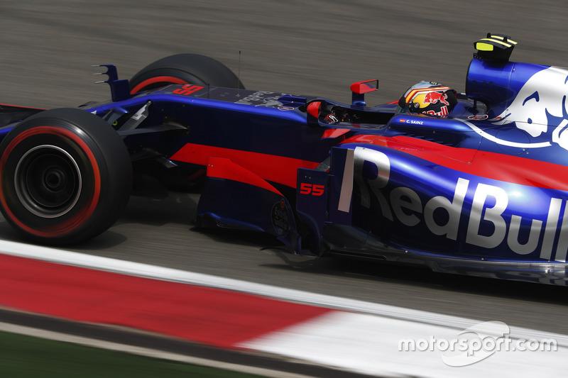 10 місце — Карлос Сайнс, Toro Rosso — 54