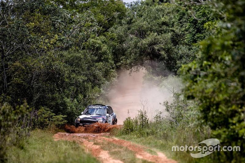 #314 X-Raid Team Mini: Борис Гарафулич и Филипе Пелмейро