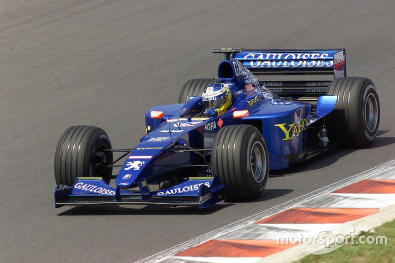 2000: Prost-Peugeot AP03