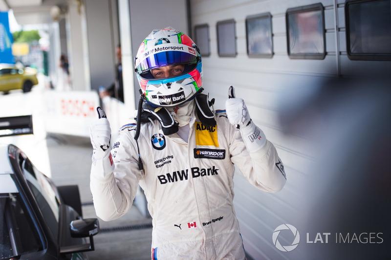 Polesitter Bruno Spengler, BMW Team RBM, BMW M4 DTM