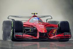 Designstudie: Ferrari 2025