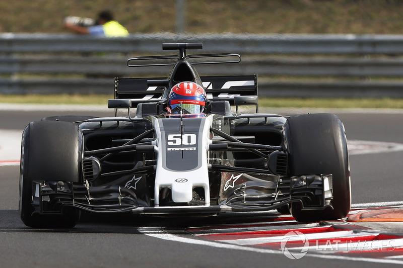 Сантіно Ферруччі , Haas F1 Team VF-17