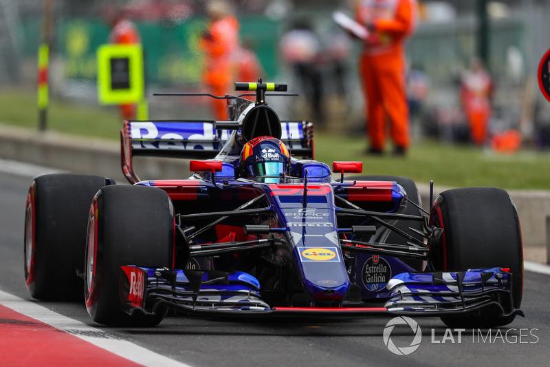 13. Carlos Sainz Jr., Scuderia Toro Rosso STR12
