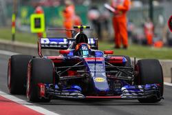 Карлос Сайнс-мл., Scuderia Toro Rosso STR12