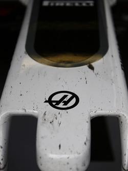 Носовой обтекатель Haas F1 Team VF-17
