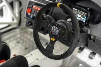 Volkswagen Polo RX detalle de la cabina