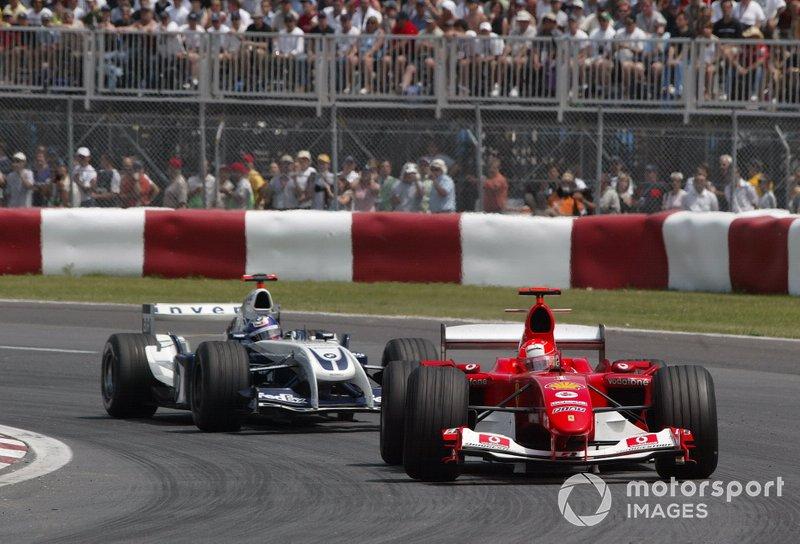 77勝目:2004年カナダGP