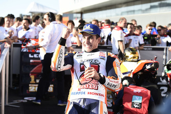 Champion Marc Marquez, Repsol Honda Team