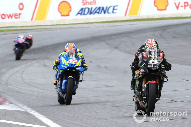 Johann Zarco, Monster Yamaha Tech 3, Alex Rins, Team Suzuki MotoGP, Maverick Viñales, Yamaha Factory Racing