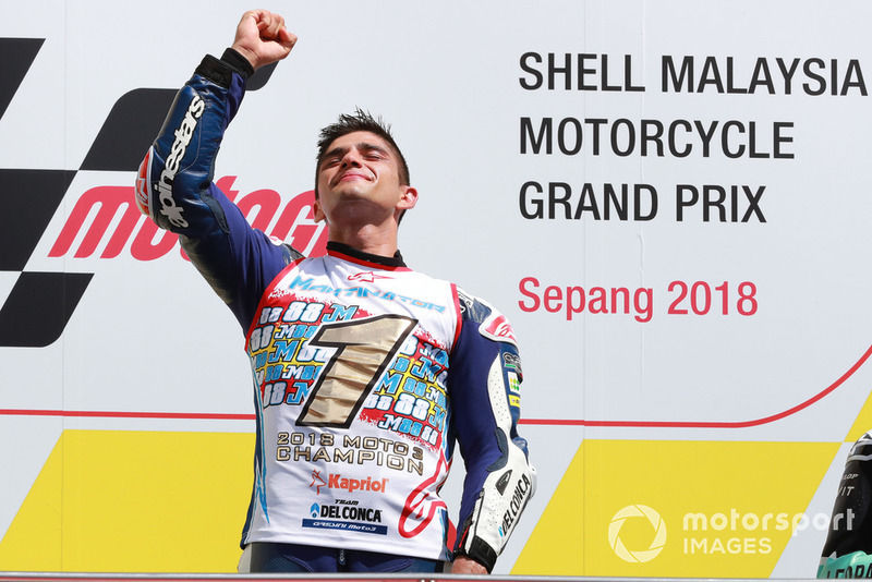 2018: Jorge Martin (Honda)