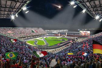 Estadio del ROC México