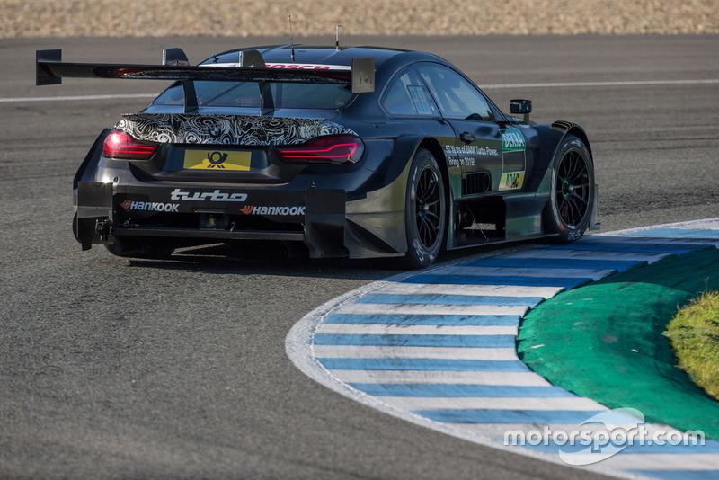 Marco Wittmann, BMW M4 DTM turbo