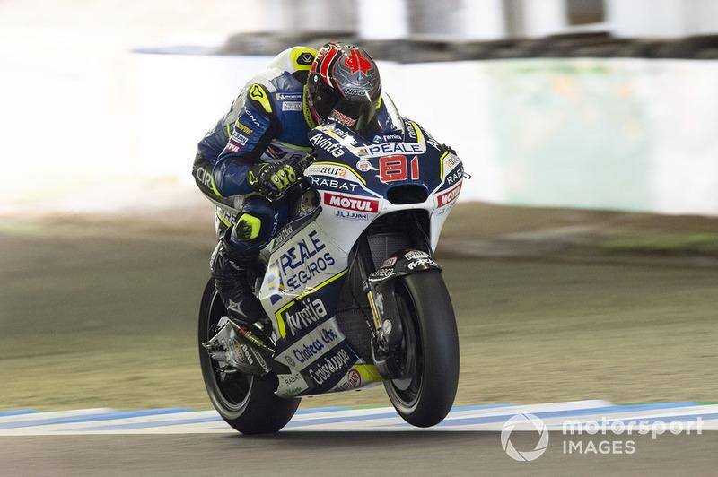 Хорді Торрес, Avintia Racing