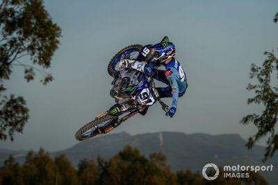 Pemotretan Yamaha MXGP Team