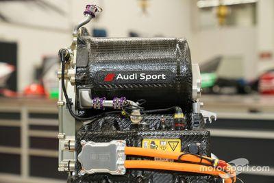 Presentazione Audi Sport