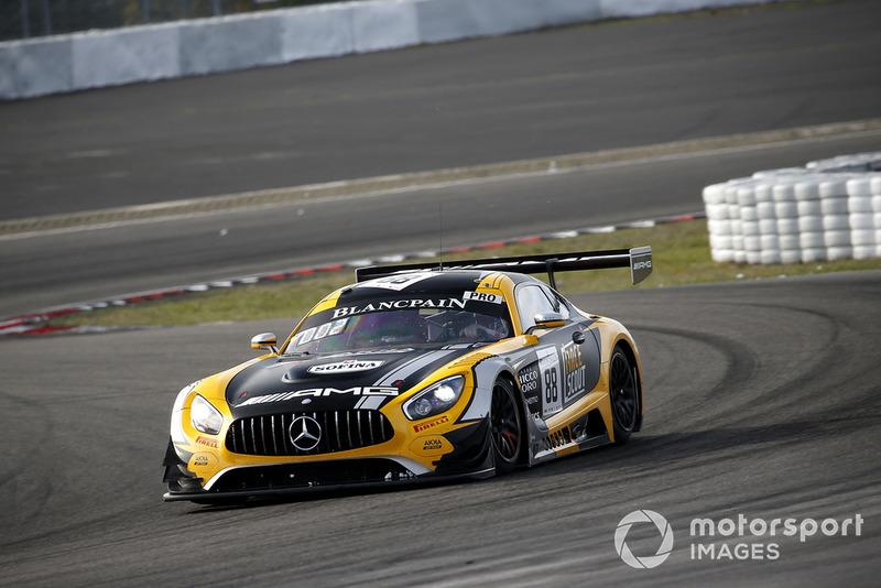 Рафаэле Марчелло, №88 Akka ASP Team Mercedes-AMG GT3