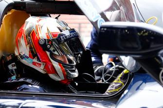 #12 Eurointernational Ligier JS P3 - Nissan: James Dayson