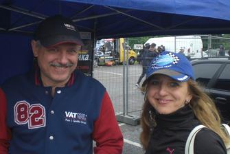 Батьки Дмитра Гайдамаченко