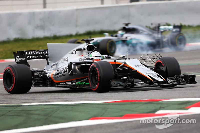 Альфонсо Селіс-мол., Sahara Force India F1 VJM10
