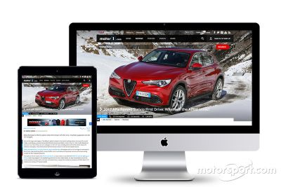 Motorsport.com, annuncio