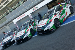 Honda Civic Team Jas e Castrol Racing