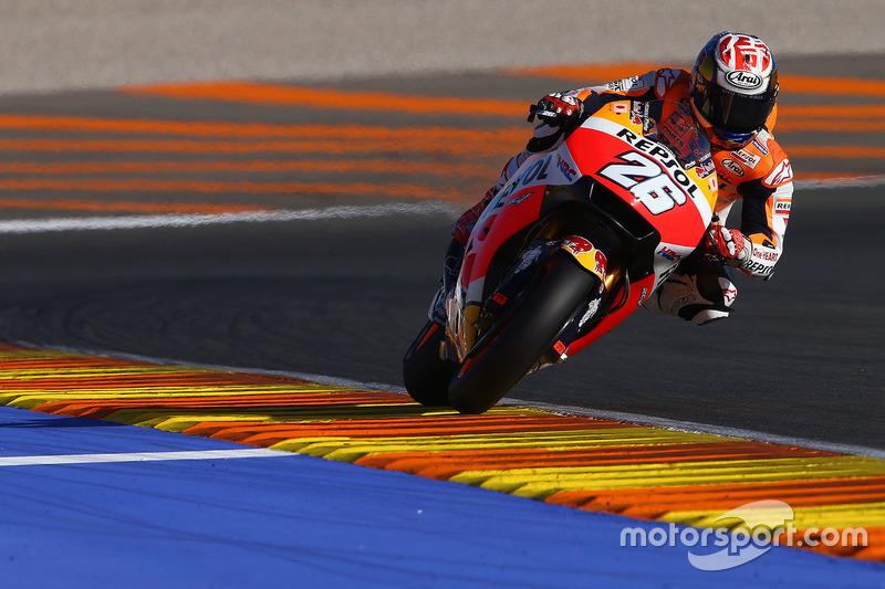 Ausgefallen: Dani Pedrosa, Repsol Honda Team