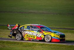 V Supercars Tyre Failures Phillip Island