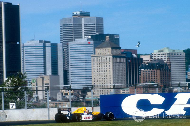 Williams 1992: Nigel Mansell, Williams FW14
