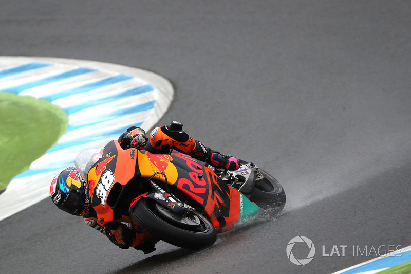 7. Bradley Smith, Red Bull KTM Factory Racing