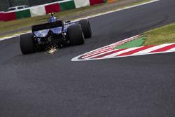 Marcus Ericsson, Sauber C36 sparks
