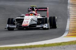 Raoul Hyman, Campos Racing