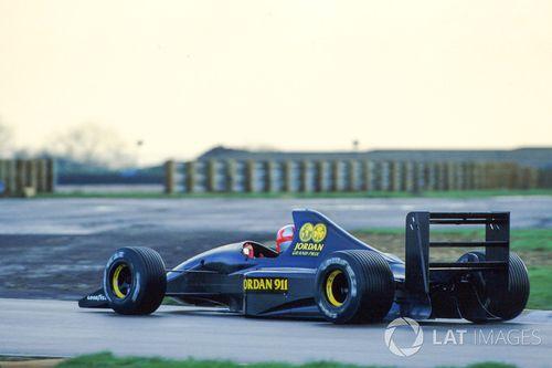 Silverstone November testing