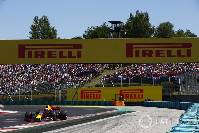 Даніель Ріккардо, Red Bull Racing RB13