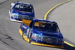 Chase Briscoe, Brad Keselowski Racing Ford and Austin Cindric, Brad Keselowski Racing Ford