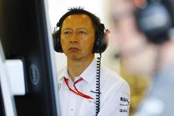 Yusuke Hasegawa, senior manager, Honda