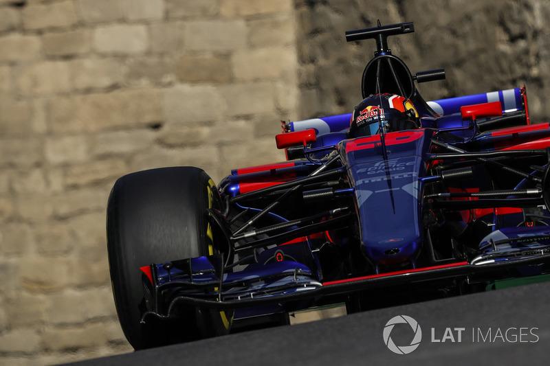 18 місце — Данііл Квят, Toro Rosso — 7