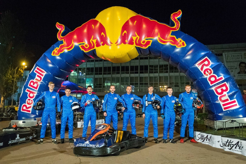 Фіналісти Red Bull Kart Fight