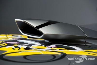Présentation de la Lamborghini Huracan ST EVO