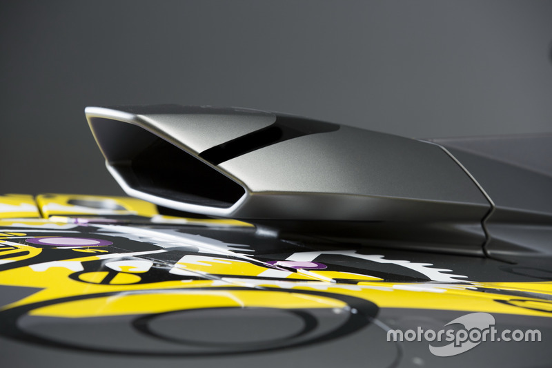 Presentación Lamborghini Huracan ST EVO