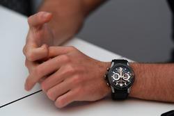 De horloge van Max Verstappen, Red Bull Racing