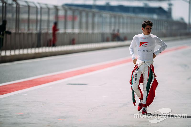 Charles Leclerc,PREMA Racing