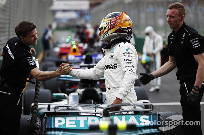 Plus proche de Senna et Schumacher